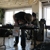 Xome at GodAwful Noise Pancake Show - Sep 8, 2007