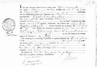 Ham, Arie v.d. Geboorteakte 25-03-1836.jpg