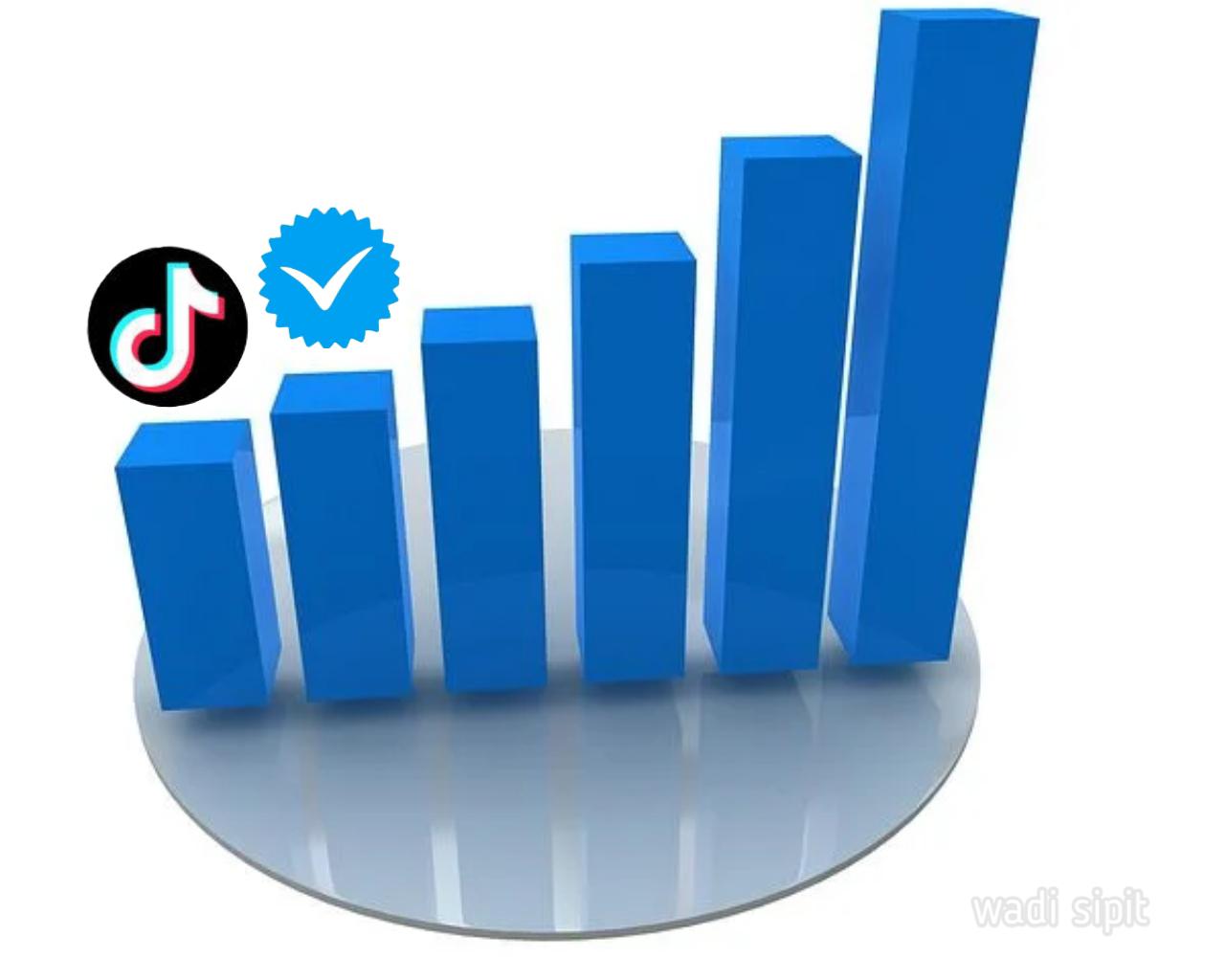 cara meningkatkan view dan followers tiktok