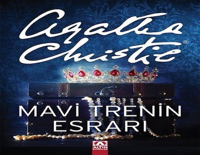 Agatha Christie – Mavi Trenin Esrarı Pdf