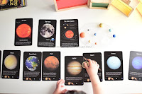 Introducing the Solar System to Preschoolers