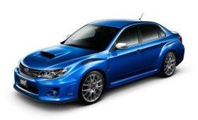 Новая модель Subaru Impreza