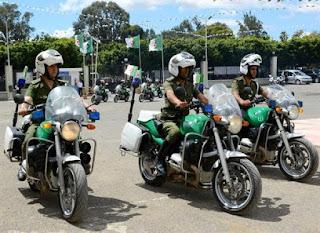 Oran : plus des 5.300 gendarmes mobilisés pour la saison estivale