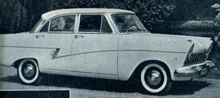Ford 1960 Taunus