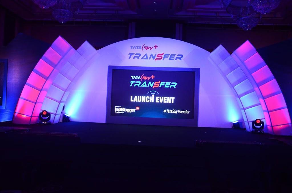 Tata Sky Transfer Product Launch Event - Hotel Paladium 5
