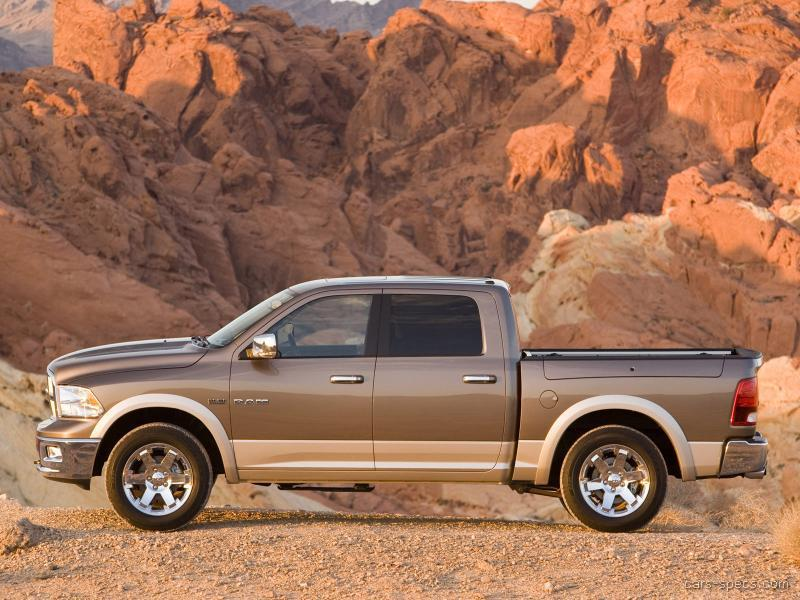 2010 dodge ram pickup 1500 crew cab specifications pictures prices. Black Bedroom Furniture Sets. Home Design Ideas