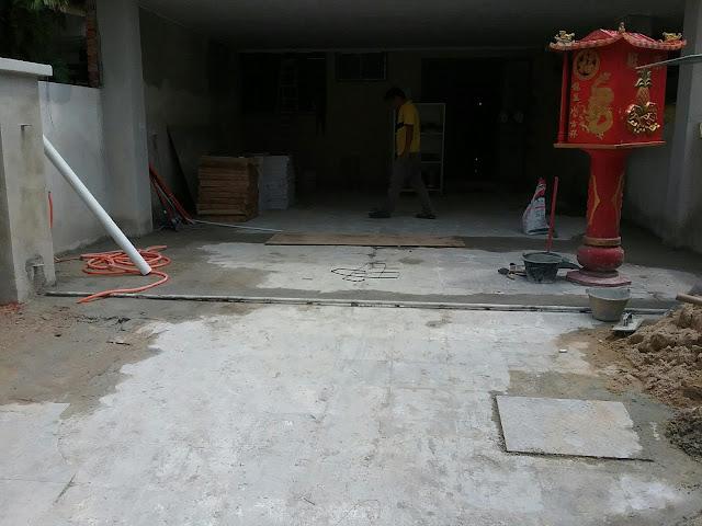 Hacking tile