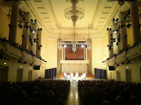 Tallinn / Estonia - National Philharmonic Hall