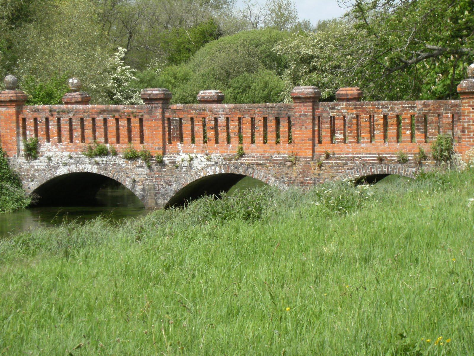 DSCF0820 Bere Mill bridge