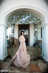 Foto 0332. Marcadores: 27/11/2010, Casamento Valeria e Leonardo, Fotos de Vestido, Madalena Salim, Rio de Janeiro, Vestido, Vestido de Noiva