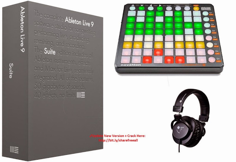 how to crack ableton 9