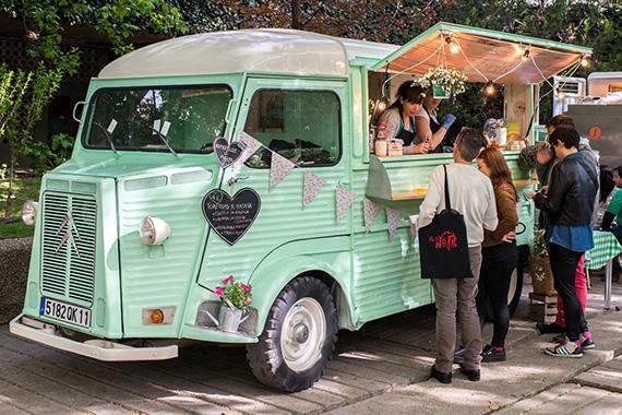 I Expo Food Trucks Nuevos Ministerios, hasta el domingo 6 de marzo