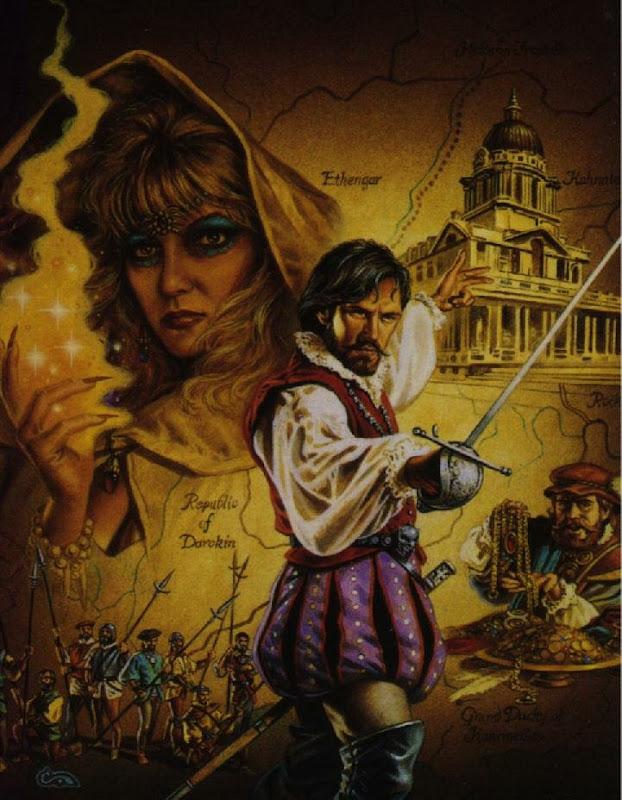 Light Of Black Murderer, Magick Warriors 4