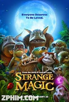 Phép Thuật Kỳ Lạ - Strange Magic (2015) Poster
