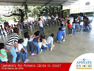 Campamento-Pre-Primaria-Quien-es-Jesus-24