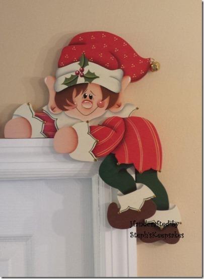 decoracion de puertas y ventanas navidad  (10)