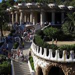 Parc Güell - Barcelone (Espagne)