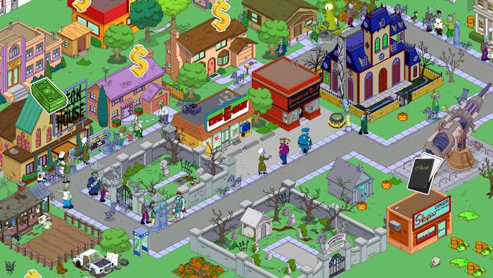 """Trucchi """"I Simpson Springfield"""": Soldi infiniti e ciambelle illimitate"""