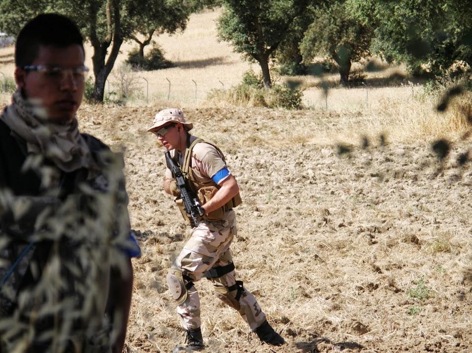 """Fotos de """"THE FINAL WAR"""". La Granja. 23-06-13 PICT0060"""