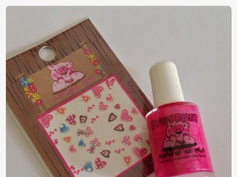 [Review] Piggy Paint Indonesia ~ ♥