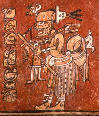 Maya Death Gods, Gods And Goddesses 5