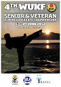 4th European WUKF Seniors and Veteran