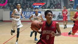 Lumpuhkan Tebo, Basketball AHS Polres Merangin Masuk Final