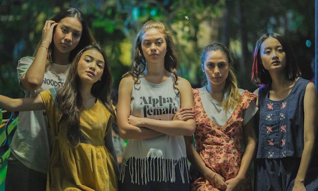 DRAMA 'PRETTY LITTLE LIARS' VERSI INDONESIA DI ASTRO CITRA 5 JULAI
