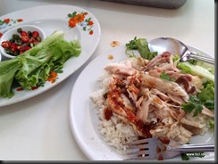 Hat Yai Chicken Rice