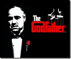 Brando as The Godfather with rose 700