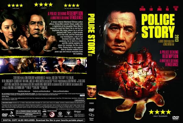 Acción Policial – Castellano, Chino – DVD9