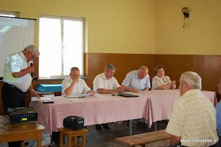 Zebranie Wiejskie 06.07.2014