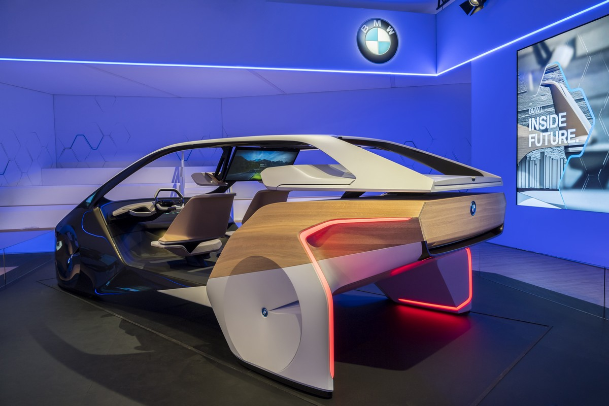 Future Of The Car: I Inside Future
