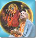 [Prabhupada thinking of Krishna]