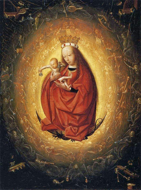 Geertgen tot Sint Jans - Virgin and Child