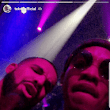 Tekno Chills With Rapper Drake In VIP Section Of The Canadian Rapper's Show (Photos)