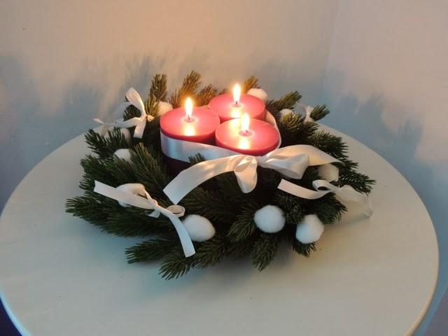 Composizione candele