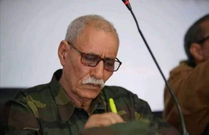 La decisión histórica de Brahim Gali. El Frente Polisario mueve fichas.