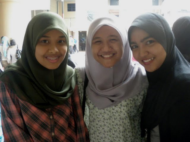 w/ Ira and Ariey PPUKM Cheras