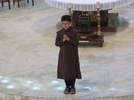 Ngày cổ võ Ơn Thiên Triệu 2016