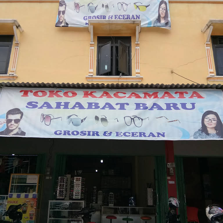 TOKO KACAMATA SAHABAT BARU (OPTIK SAHABAT) - Ahli Kacamata fcb1370672
