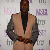WWW.ENTSIMAGES.COM -     Melvin Odoom - Kiss FM Breakfast Presenter    arriving at      The MediaSkin Gifting Lounge at Stamp 79 Oxford Street London November 6th 2014                                                 Photo Mobis Photos/OIC 0203 174 1069