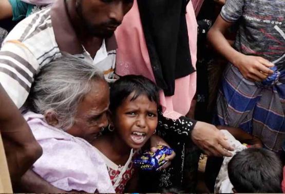 மியான்மரில் பேரழிவு நிலையில் ரோஹிங்யா முஸ்லீம்கள் : ஐ.நா. பொது செயலாளர் குற்றசாட்டு