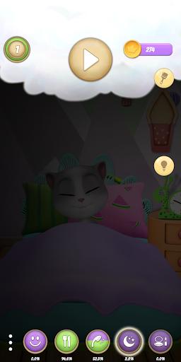 Talking Cat Lily 2 screenshots 7