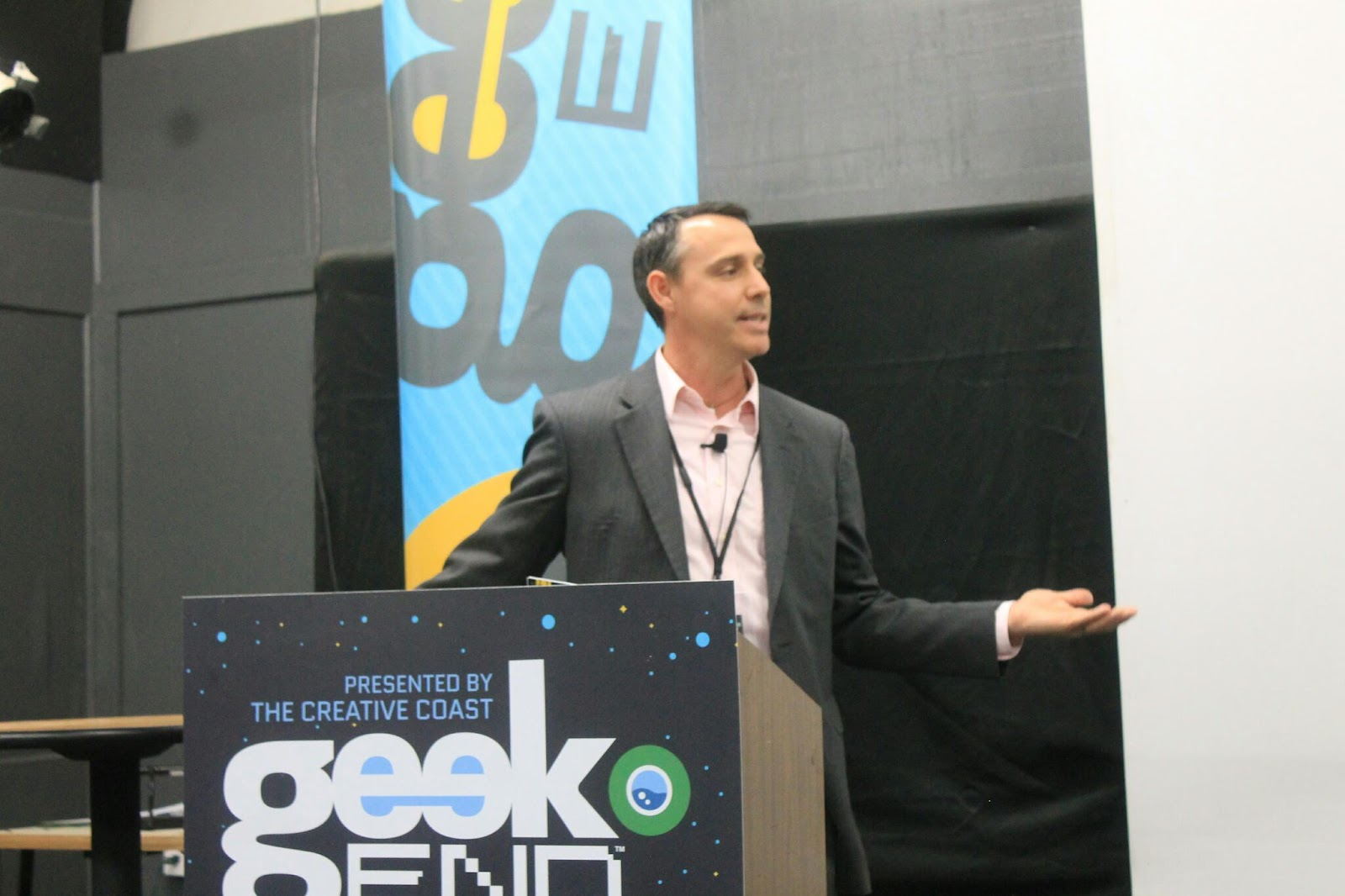 Technology & Education Session Dennis Barber Presiding Geekend Technology Conference 2015 Savannah Georgia