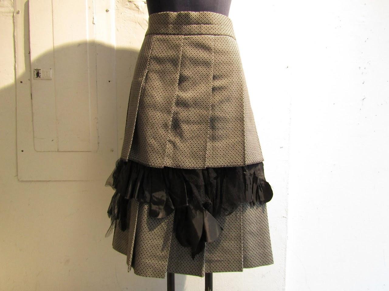 Commes des Carcons Skirt