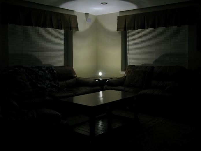 LED Lantern Warm Cree 3AA