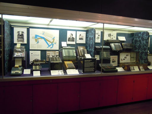 Exhibit on computers and calculators at the Science Museum. From Best Museums in London and Beyond
