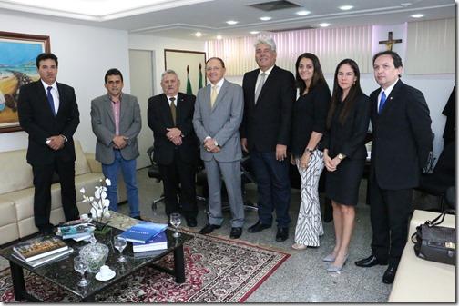 Presidente da FEMURN quer manter e ampliar parcerias com TJRN e TCE-RN (2)