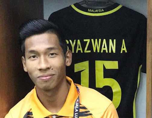 Welcome Back Home Syazwan Andik To JDT